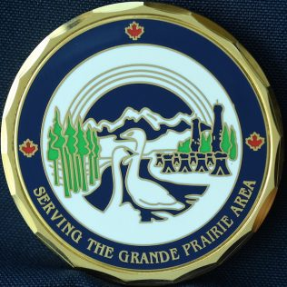 RCMP K Division - Serving the Grande Prairie Area