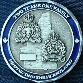 RCMP K Division - Strathcona County Detachment