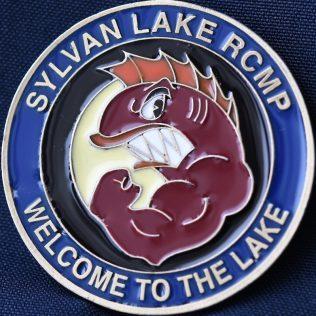 RCMP K Division Sylvan Lake RCMP