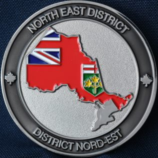 RCMP O Division North East District