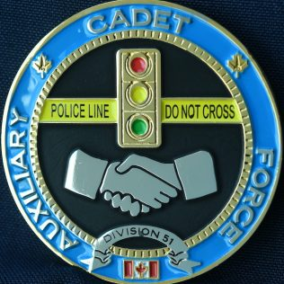 Winnipeg Police Service - Auxiliary Cadet Force