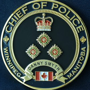 Winnipeg Police Service - Chief of Police