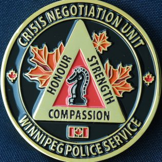 Winnipeg Police Service - Crisis Negotiation Unit