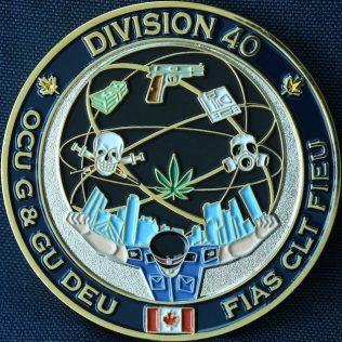 Winnipeg Police Service - Division 40