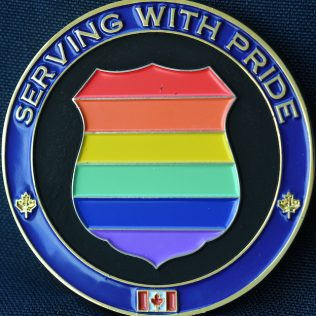 Winnipeg Police Service - Serving with Pride