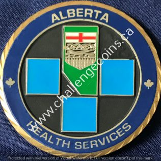 Alberta Health Services Gold