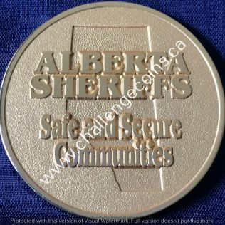 Alberta Sheriff Safe and Secure Communities
