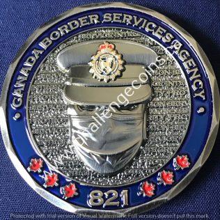 Canada Border Services Agency CBSA - 821 Covid 19 Pandemic