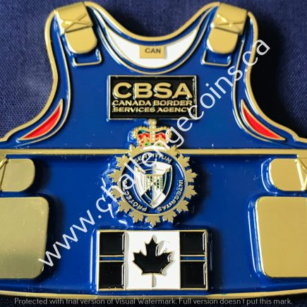 Canada Border Services Agency CBSA CBP - Body Armour
