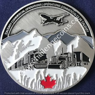 Canada Border Services Agency CBSA - Calgary Commercial Operations