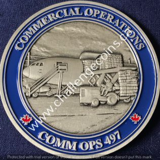 Canada Border Services Agency CBSA - Commercial Operations Comm OPS 497