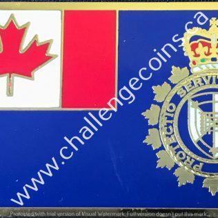 Canada Border Services Agency CBSA - Flag