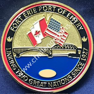 Canada Border Services Agency CBSA - Fort Erie Port of Entry SOR2020