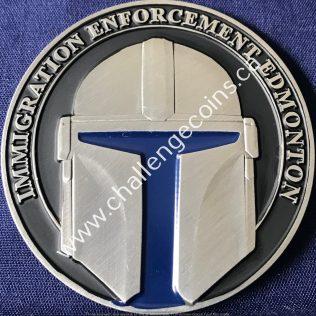 Canada Border Services Agency CBSA - Immigration Enforcement Edmonton
