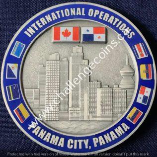 Canada Border Services Agency CBSA - International Operations Panama City