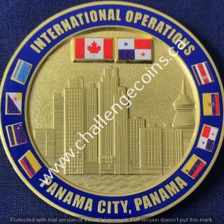 Canada Border Services Agency CBSA - International Operations Panama City Gold