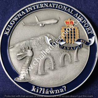 Canada Border Services Agency CBSA - Kelowna International Airport