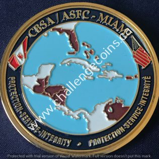 Canada Border Services Agency CBSA - Liaison Office Miami Older