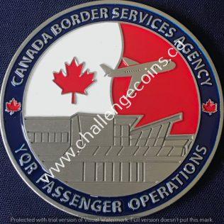 Canada Border Services Agency CBSA - Regina Airport Passenger Operations YQR