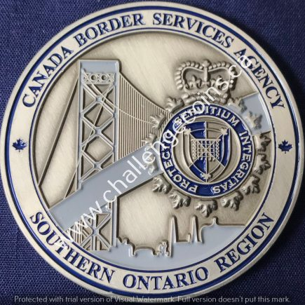 Canada Border Services Agency CBSA - Southern Ontario Region Employee Assistance Program Peer Support