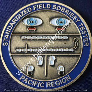 Canada Border Services Agency CBSA - Standardized Field  Sobriety Tester Pacific Region