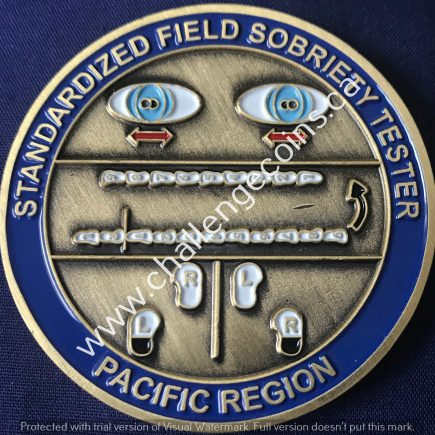 Canada Border Services Agency CBSA - Standardized Field  Sobriety Tester Pacific Region