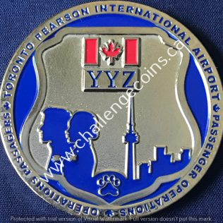 Canada Border Services Agency CBSA - Toronto Pearson International Airport Passenger Operations