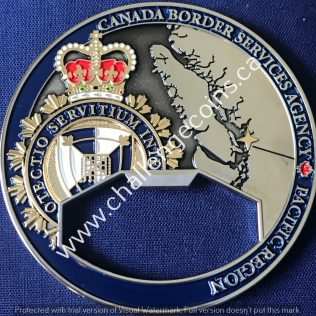Canada Border Services Agency CBSA - Vancouver International Airport District Customs Immigration Agriculture Gold