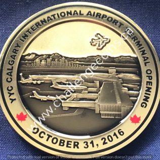 Canada Border Services Agency CBSA - YYC Calgary International Airport