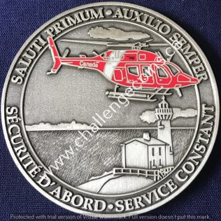 Canadian Coast Guard - Helicopters GlobalRanger