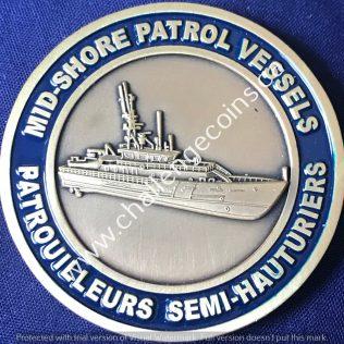 Canadian Coast Guard - Mid-Shore Patrol Vessels