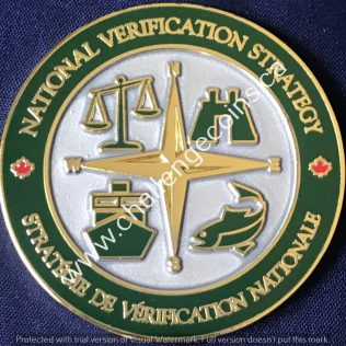 Fisheries and Oceans Canada National Verification Strategy