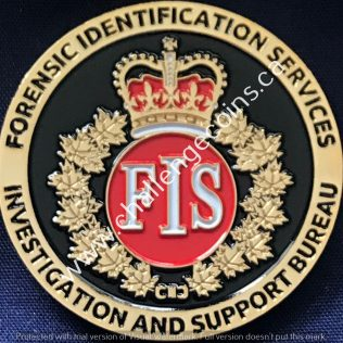 Ontario Provincial Police Forensic Identification Services