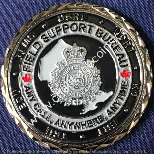 Ontario Provincial Police OPP - Field Support Bureau
