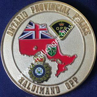 Ontario Provincial Police OPP - Haldimand Six Nations Police Service