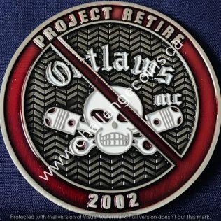 Biker Enforcement Unit BEU - Project Retire 2002