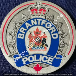 Brantford Police Service - Emergency Response Team