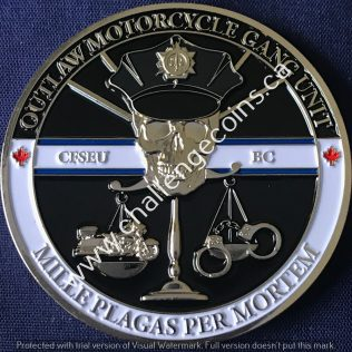 British Columbia Combined Forces Special Enforcement Unit- Outlaw Motorcycle Gang Unit