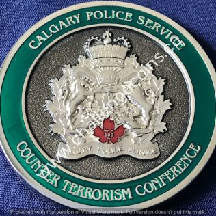 Calgary Police Service - Counter Terrorism Conference