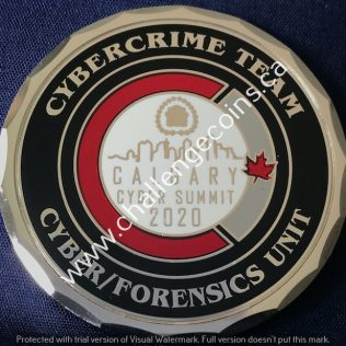 Calgary Police Service - Cybercrime Team Cyber Summit 2020