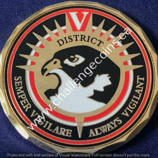 Calgary Police Service - District V