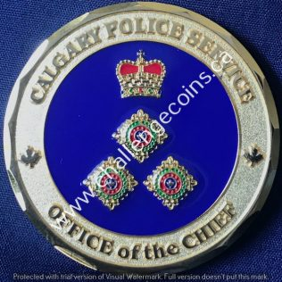 Calgary Police Service - Office of the Chief