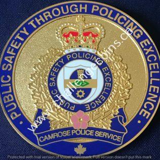 Camrose Police Service