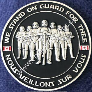 Canada Border Services Agency CBSA - IEOD Quebec Region Silver
