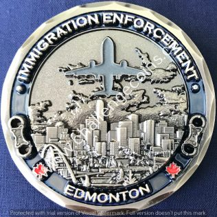 Canada Border Services Agency CBSA - Immigration Enforcement Edmonton