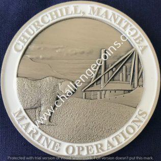 Canada Border Services Agency CBSA - Marine Operations Churchill Manitoba