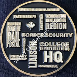 Canada Border Services Agency CBSA - Units