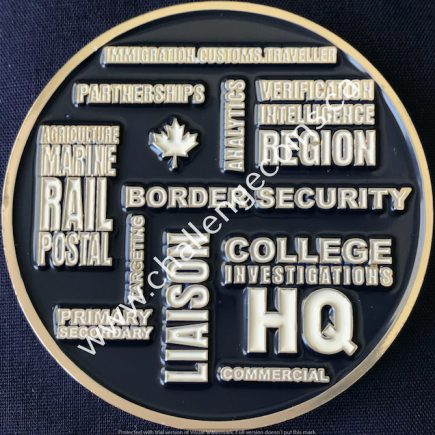 Canada Border Services Agency CBSA - Units