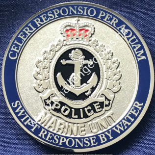 Edmonton Police Service EPS - Marine Unit