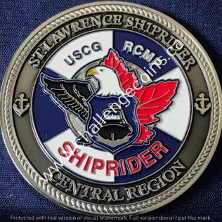 Integrated Border Enforcement Team - Central Region St Lawrence Shiprider